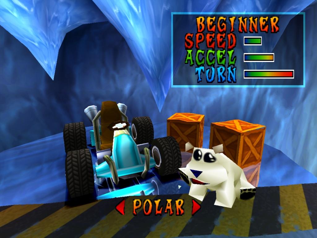Download crash team racing ctr pc game portable free